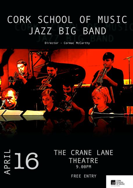 CIT Arts Office - Cork School of Music - Jazz Big Band