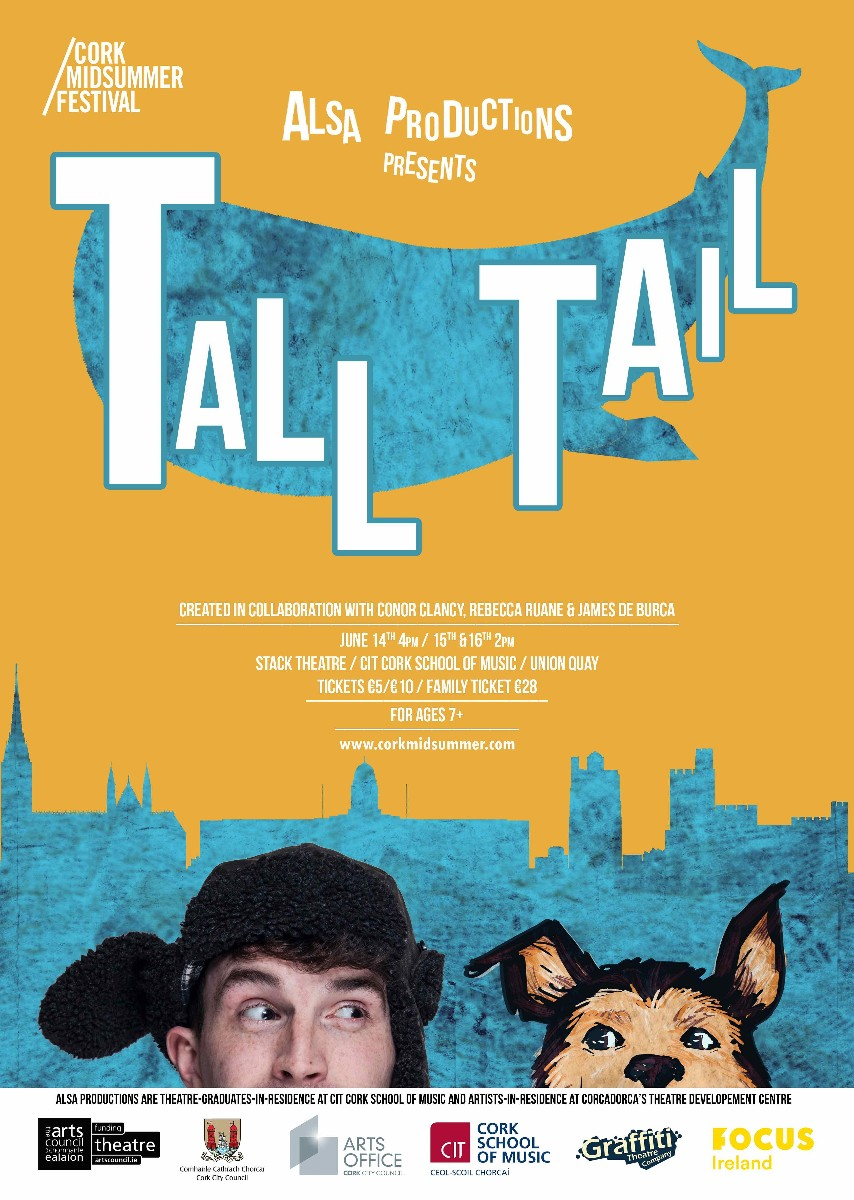 CIT Arts Office - ALSA Production presernts Tall Tail