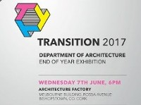 TRANSITION 2017: Architectural Technology and Interior Architecture