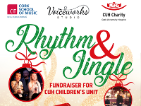 Rhythm & Jingle // Fundraising concert for CUH Childrens Unit