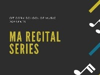 MA Recital Series - Jennifer O'Sullivan
