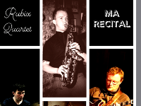 MA Recital : Liam O'Brien & The Rubix Quartet