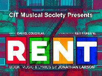 CIT Musical Society 2019 production - RENT