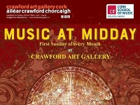 Music at Midday at Craw Art Gallery with CIT CSM