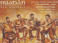 Nuadán CD Launch Concert