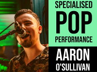 Aaron O'Sullivan - Specialized Pop Performance