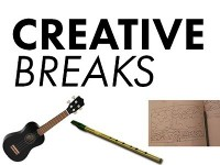 CREATIVE BREAKS - Online Arts Classes for MTU Staff