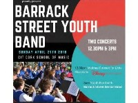 Music Generation presents Barrack Street Youth Band