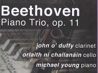 BEETHOVEN PIANO TRIO,OP. 11