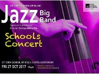 CIT CSM Jazz Big Band // Schools Competition