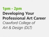CIT INNOVATION WEEK - Developing your Professional Art Career