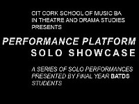 Performance Platform - Solo Showcase