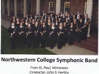 Northwestern College Symphonic Band