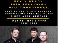 Kevin Brady Trio freaturing Bill Carothers