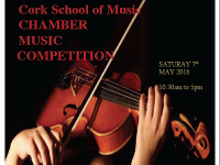 Cork School of Music // Chamber Music Competition