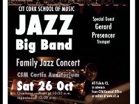 CIT CSM Jazz Big Band Family Concerts