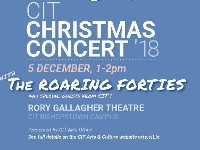 CIT Christmas Concert // in aid of CORK SAMARITANS.