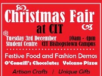 Christmas Fair at CIT