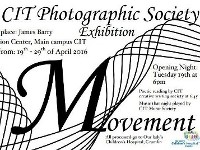 Movement - CIT Photography Society's Exhibition