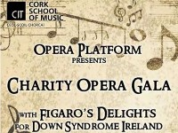 OPERA PLATFORM present Marriage of Figaro, in aid of Down Syndrome Ireland