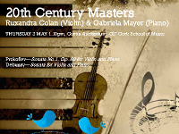 20th Century Masters CIT CSM Fringe Concert | Cork International Choral Festival