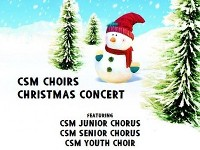 CSM Christmas Choirs Concert