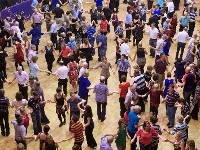 Introduction to Ceilí Dancing at the James Barry Exhibition Centre