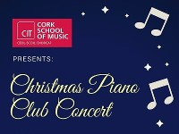 Christmas Piano Club Concert