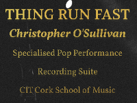 Specialised Pop Performance // Christopher O'Sullivan - Things Run Fast