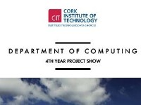 Department of Computing 4th Year Project Show