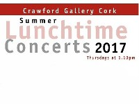 Lunchtime Concerts at the Crawford Art Gallery