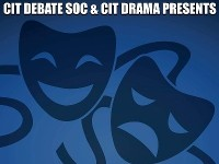 CIT Debate & Drama Societies presents Speech Contest