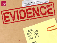 CIT Drama Society presents // Evidence