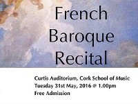 FRENCH BAROQUE RECITAL //