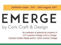 EMERGE // New Makers Exhibition // Cork Craft Month