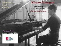 Final Masters Series // Kieran Finnegan
