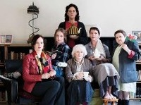 Gaitkrash Theatre Company present COSY by Kaite O'Reilly