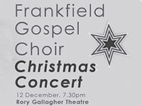 Frankfield Gospel Choir Chrismas Concert