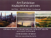 Art Exhibition from Hazelwood Artists