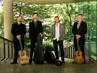 THE IRISH GUITAR QUARTET (CIT CSM STAFF MEMBERS & GRADUATES)