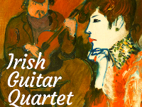 COS present: Irish Guitar Quartet