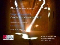 MacDara Lynch - Double Bass