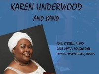 KAREN UNGERWOOD & BAND play a benefit concert in memory of Larence White