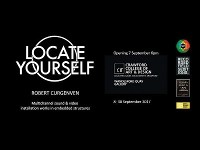 LOCATE YOURSELF - Robert Curgenven - part of  Sounds from a Safe Harbour, Culture Night & Open House Cork