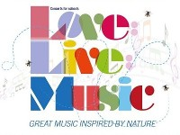LOVE LIVE MUSIC - Great Music Inspired by Nature