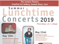 Summer Lunchtime Concert 2019