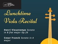 Lunchtime Viola Recital