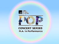 MA in Performance Concert Series at CIT CSM