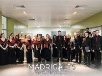 Star of Wonder - a Concert of Seasonal Choral Music with MADRIGAL'75