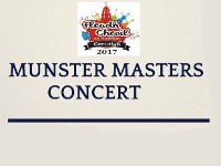 Masters of Munster as part of Fleadh Ceoil na Mumhan